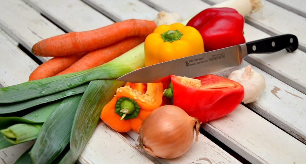 vegetales variados