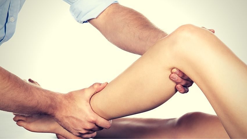 msaje de piernas para deportistas