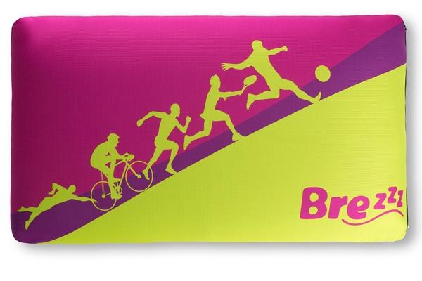 Consigue tu almohada Brezzz en Guerreras Running