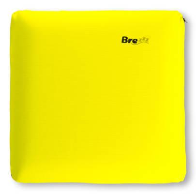 Brezzz yoga sun cojin amarillo