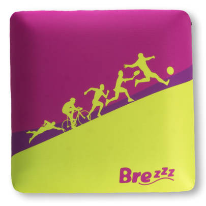 Brezzz Pink Energy Cushion