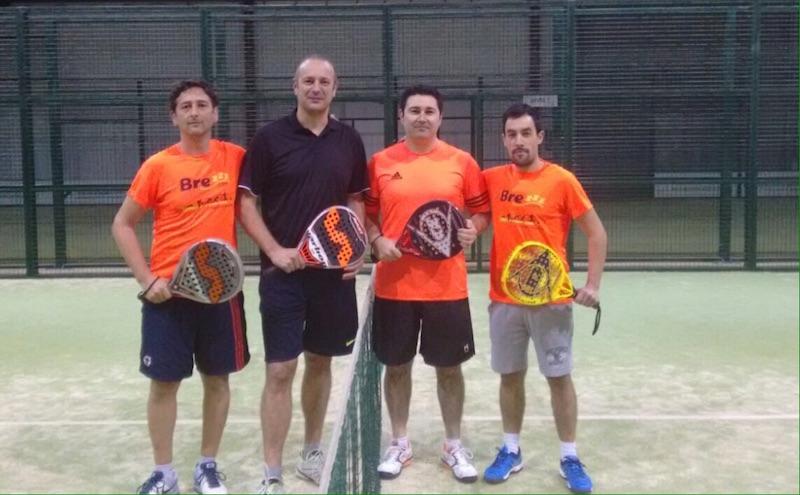 """Las almohadas viscoelásticas Brezzz en el """"I Torneo de Padel Aena 2015"""" en A Coruña"""