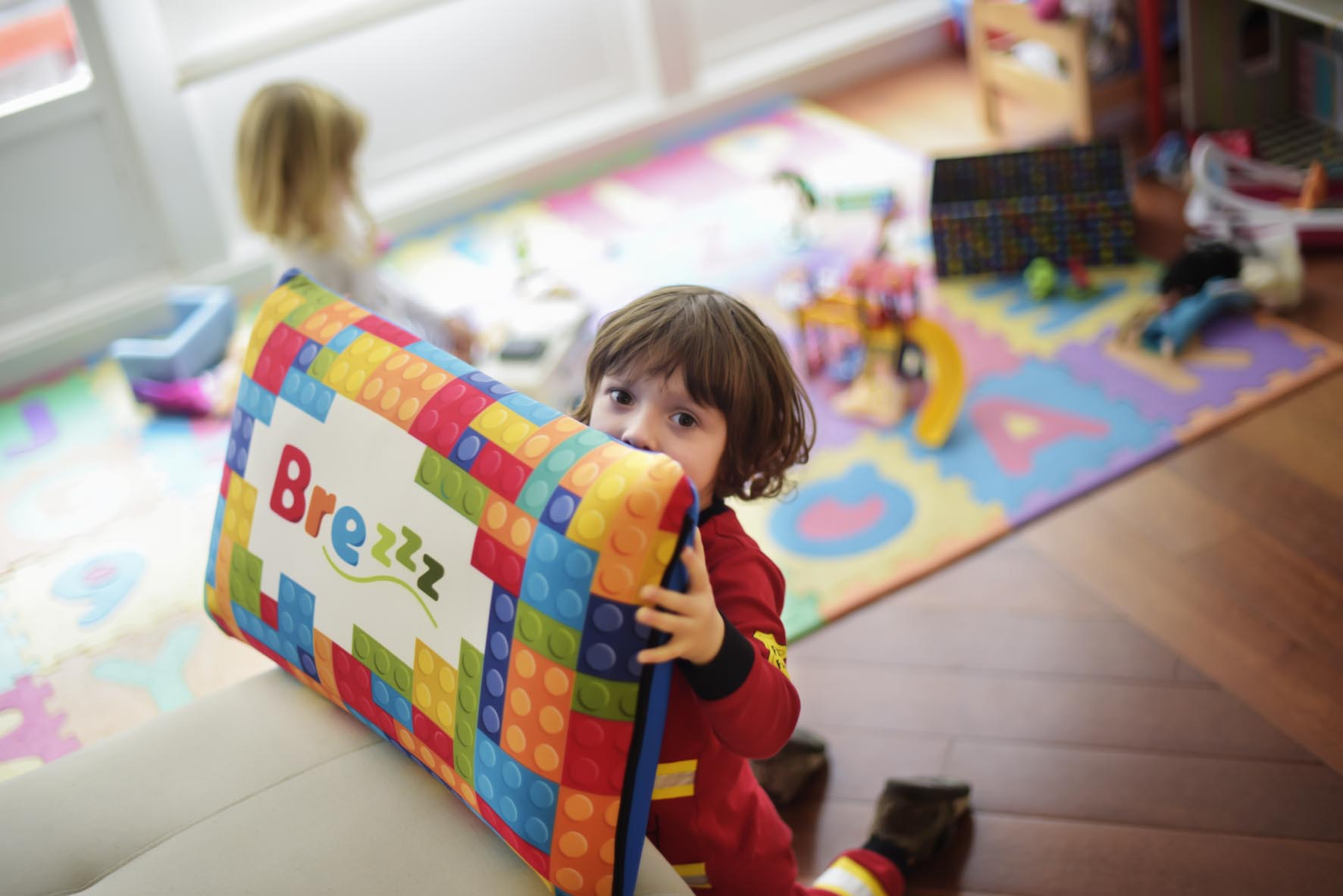 elegir almohada viscoelastica para ninos