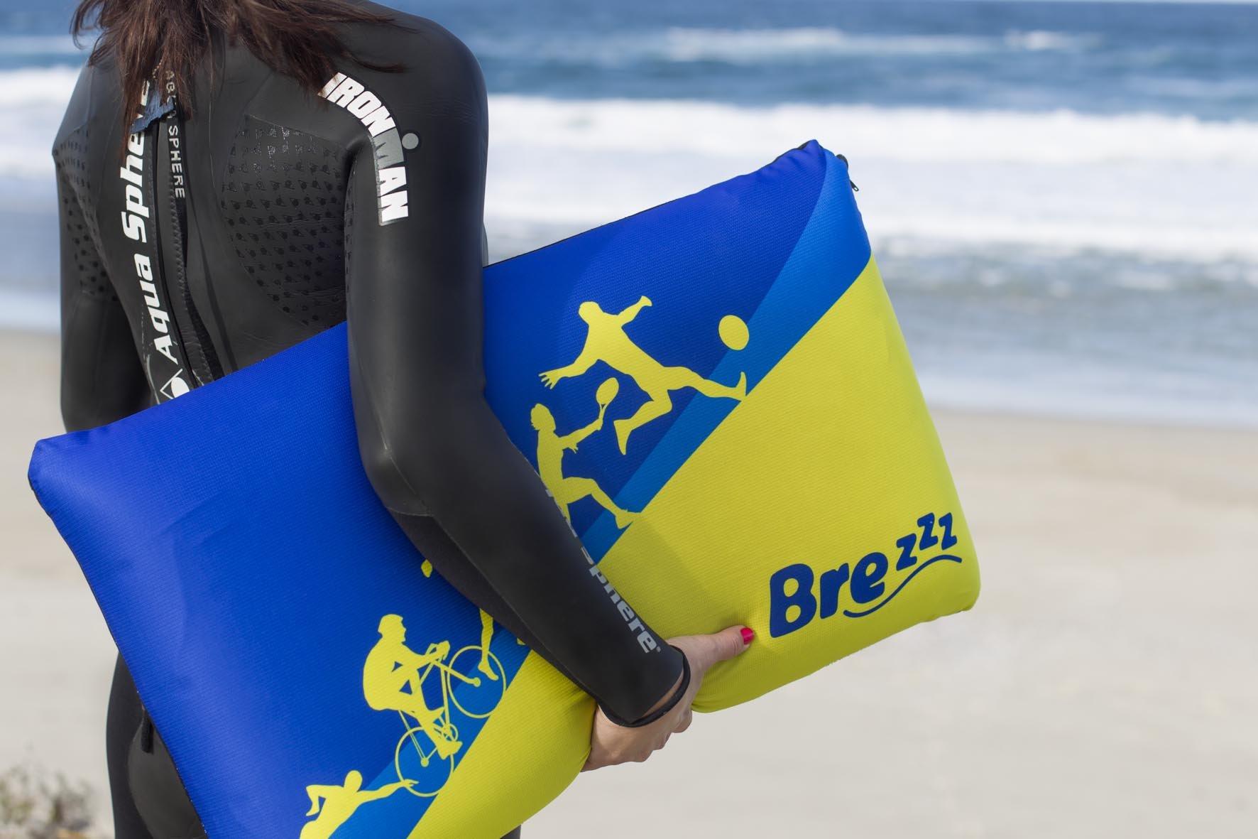 Almohada viscoleastica para deportistas Brezzz