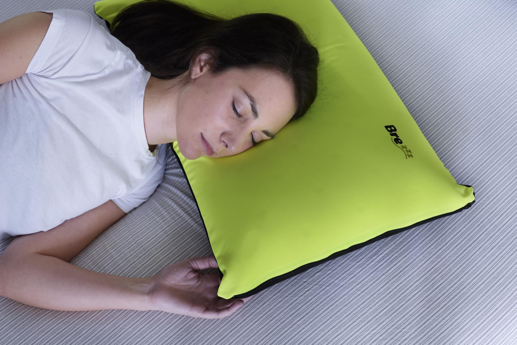 Almohada para problemas cervicales
