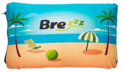 almohada de playa