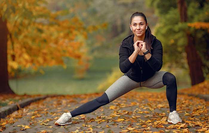 ¿Cuáles son los mejores deportes para practicar en otoño?